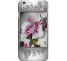 Sweet William from the Super Duplex Bluepoint Mix iPhone Case/Skin
