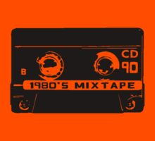 1980's mixtape by IMPACTEES