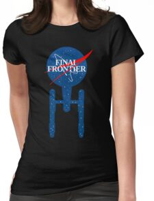 Final Frontier Womens Fitted T-Shirt