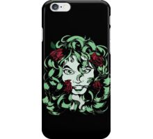 Green Lady iPhone Case/Skin