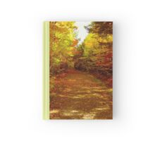 A Walk With Nature Hardcover Journal