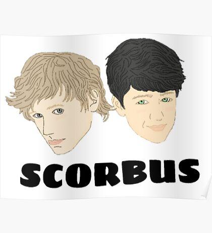 Scorbus Poster