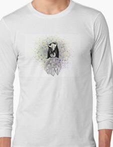 Iceberg Penguin Kiss Long Sleeve T-Shirt