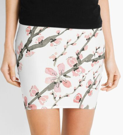 Cherry Blossoms, Sakura 2 Mini Skirt