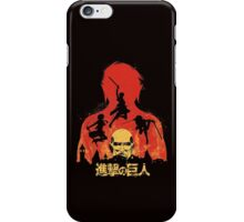 Kill Them All  iPhone Case/Skin