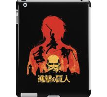 Kill Them All  iPad Case/Skin