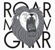 Let Your Lion Roar! Kids Clothes