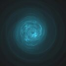Blue Chi Vortex | Fractal Art by SirDouglasFresh