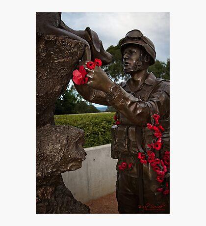 Australian War Memorial in Canberra/ACT/Australia (10) Photographic Print