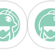 Yoko Approval Icon Sticker