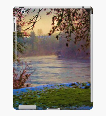 Tranquil Moments iPad Case/Skin