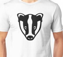 Badger head Unisex T-Shirt