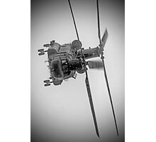 Wokka Wokka 3 !! - Airbourne 2014 BW Photographic Print