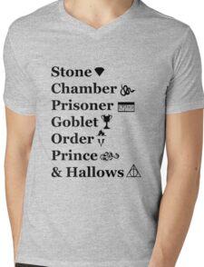 legacy Mens V-Neck T-Shirt