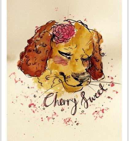 Cherry Sweet Sticker