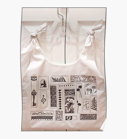 Sandra's Designer Bag Poster