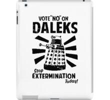 Doctor Who & Daleks iPad Case/Skin