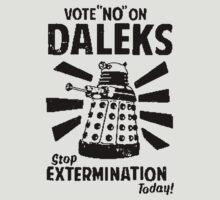Doctor Who & Daleks by Iskanders
