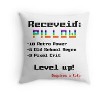 New Pillow! Throw Pillow