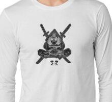 R&R RedHatz (Samurai Ninja) Long Sleeve T-Shirt