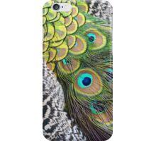 Peacock Patterns iPhone Case/Skin