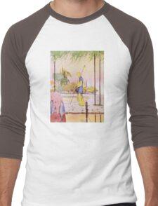 The Lake Isle of Innisfree Men's Baseball ¾ T-Shirt