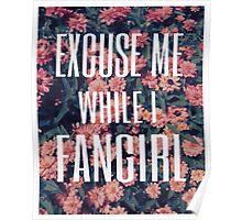 'Scuse Me While I Fangirl 2 Poster
