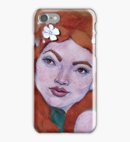 A little bird told me his secrets iPhone Case/Skin