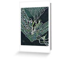 Brassica II Greeting Card