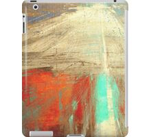 Old man and the Mountain iPad Case/Skin