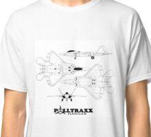 Locheed Martin F22 Polltraxx Hangar Classic T-Shirt