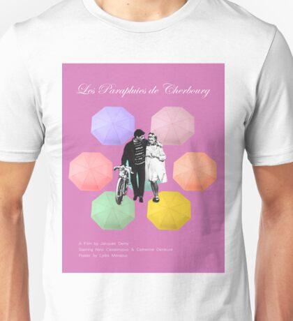 les parapluies de cherbourg Unisex T-Shirt