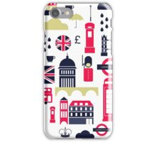 London Heart iPhone Case/Skin