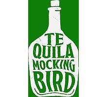 Tequila Mockingbird Photographic Print