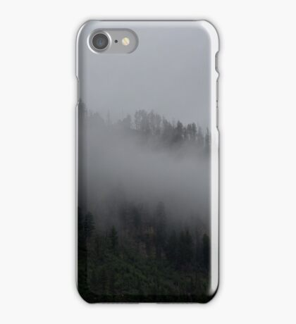 Moody Hillside iPhone Case/Skin