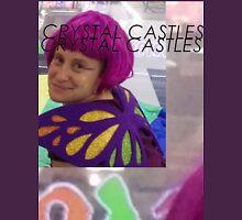 Alice Glass t-shirt Crystal Castles Unisex T-Shirt