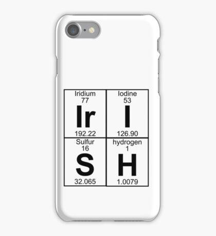Irish Periodic Table iPhone Case/Skin