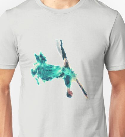 Ballerina : Calm in motion Unisex T-Shirt