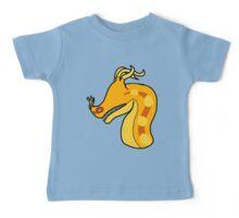 Minimalist Dragons: Fireworm Queen Baby Tee