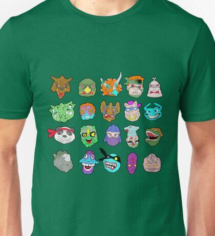 TMNT VIllains Unisex T-Shirt