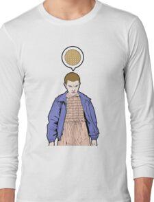 011. STRANGER THINGS Long Sleeve T-Shirt
