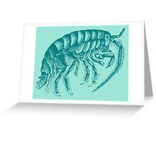 SAND HOPPER Greeting Card