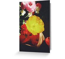 Flowers Greeting Card