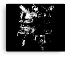 Dalek Doctor Who Canvas Print