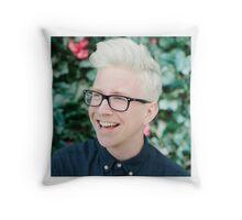 Tyler Oakley Twitter Icon Throw Pillow