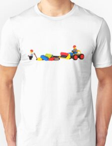 The Clean Up Crew Unisex T-Shirt