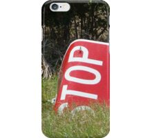 Failure To Yield & The Grasshopper iPhone Case/Skin