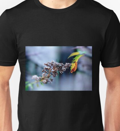 Letters from the autumn Unisex T-Shirt