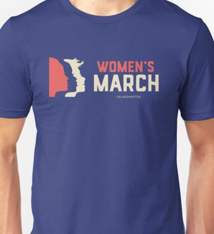Women's March on Washington T-Shirt 4 Unisex T-Shirt