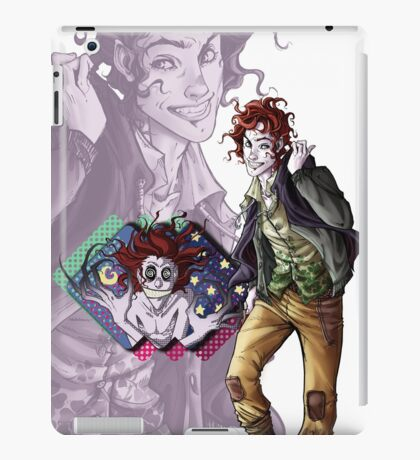 Marionettes in the Mist - Rolly (Banshee & Goblin Babysitter) iPad Case/Skin